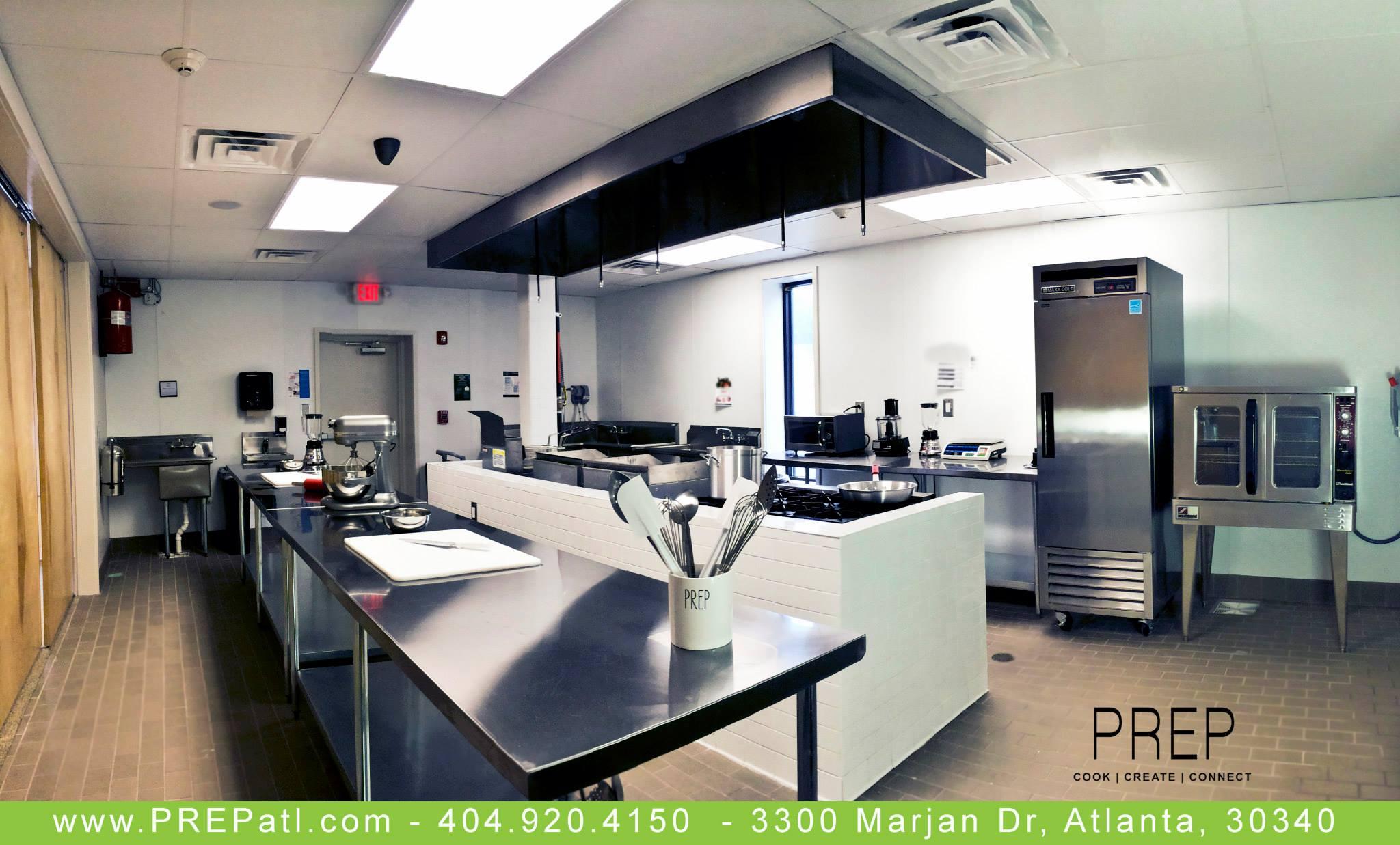 prep atlanta shared kitchen food truck kitchens - Shared Kitchen